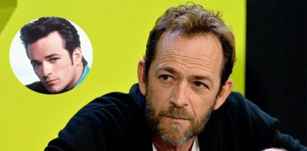 Muere el actor Luke Perry